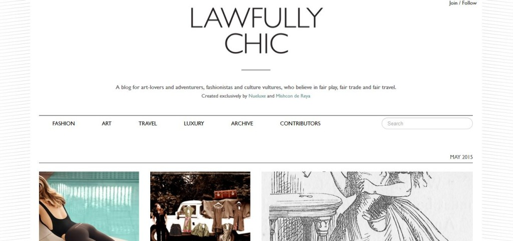 Lawfully chic mischon de reya